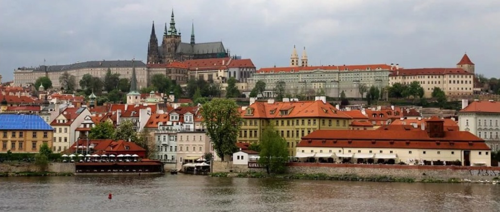 Достопримечательности Чехии. Прага.