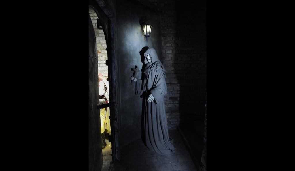 Музей призраков и легенд - Прага, Чехия.