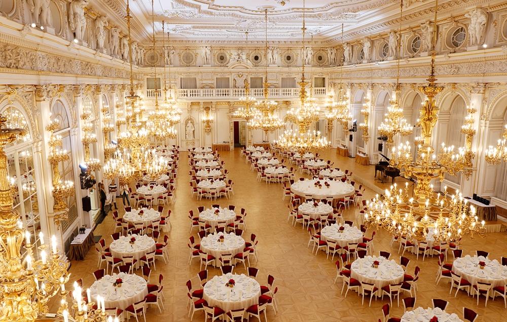 Испанский зал в Пражском Граде.