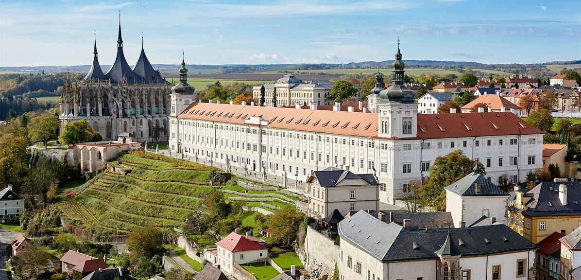 Кутна-Гора - город в Центральной Чехии.