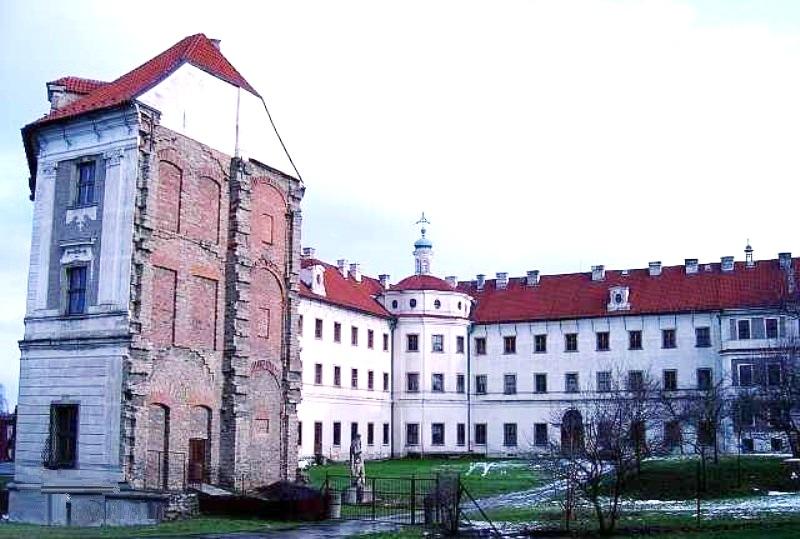 Монастырь Ордена Святой Урсулы в Кутна-Горе.