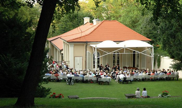 Музей Моцарта в Праге - вилла Бертрамка.