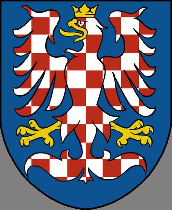 Герб Моравии.