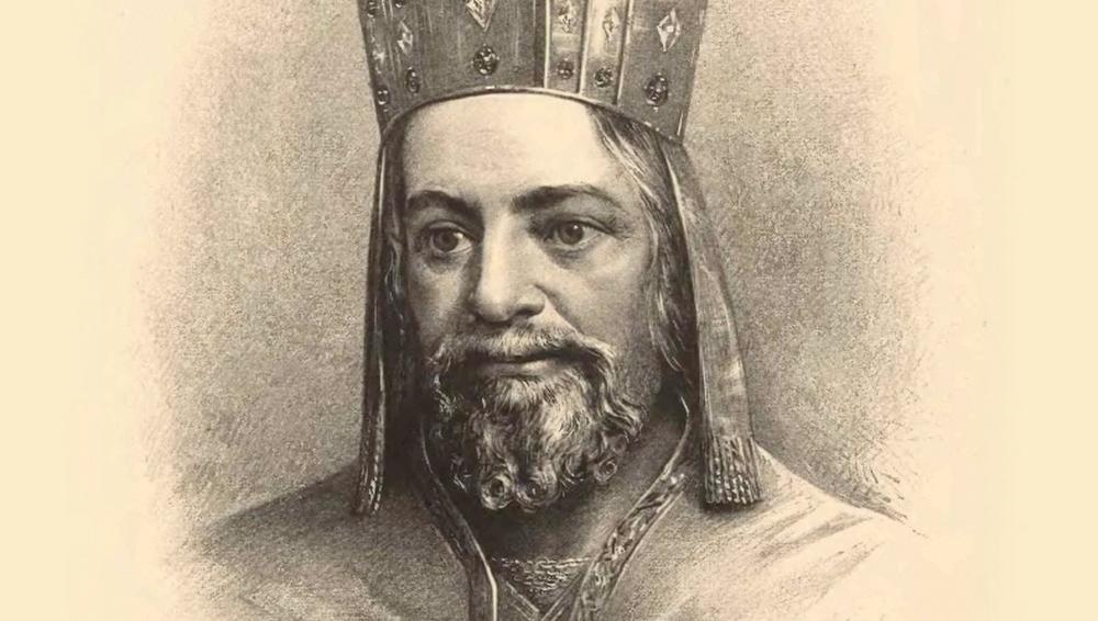 Карл IV - чешский король и император Священной Римской империи.