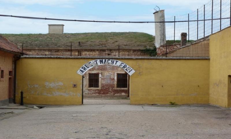 Музей гетто в Терезине – один из пронзительных памятников трагедии Холокоста.