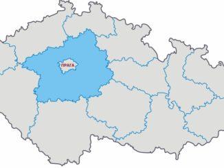 Центральная Чехия.