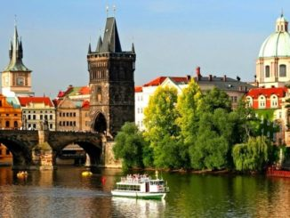 Чехия, Прага.