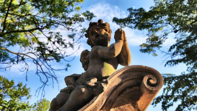 Кладбища Праги.
