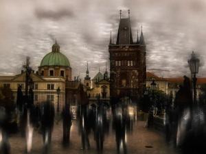 Мистическая Прага - сказания и легенды.