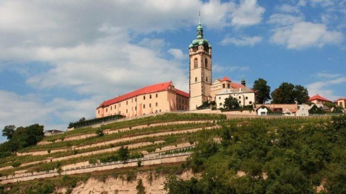 Замок Мельник, Чехия.