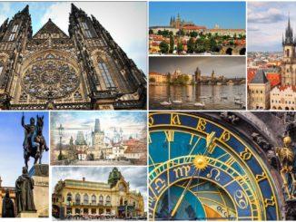 Прага - достопримечательности.