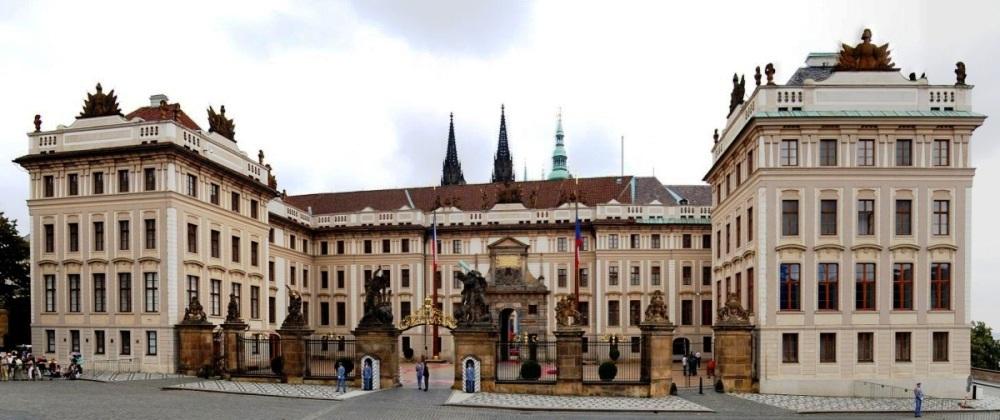Пражский Град - Достопримечательности Праги, Чехия.