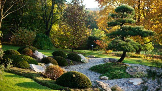 Парки и сады Праги.