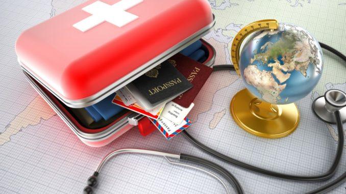 Медицинская туристическая страховка.