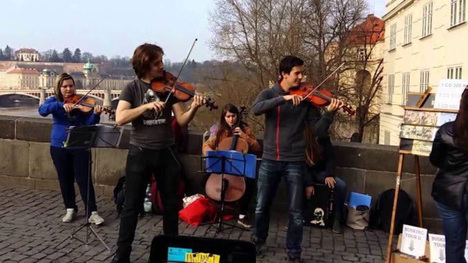 Музыка в Праге