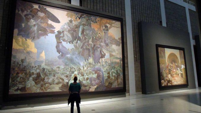 Искусство в Праге