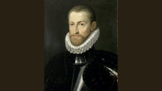 Рудольф II - король Германии, Богемии и Венгрии, император Священной Римской империи, Эрцгерцог Австрии.