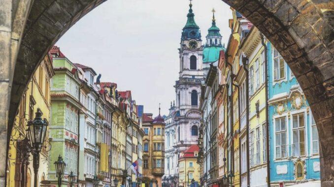 Прага, исторический район Малая Сторона