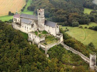 Замок Бездез - замки Чехии